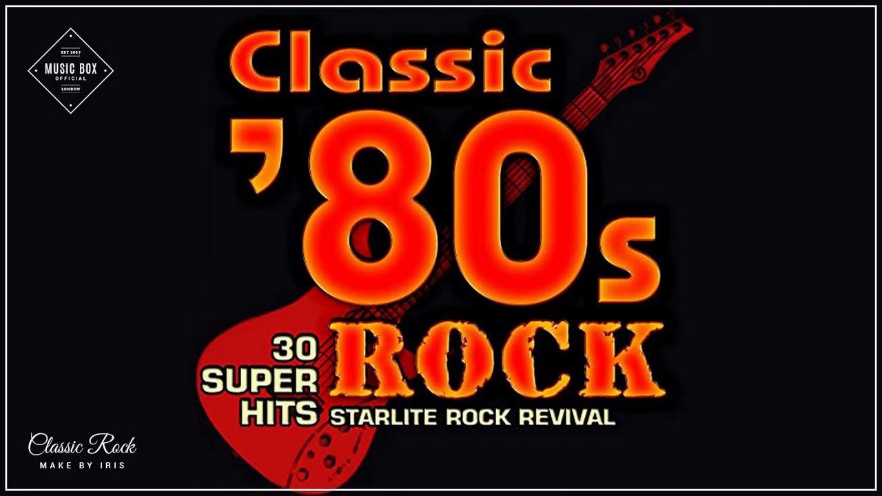 Best of 80s Rock - 80s Rock Music Hits - Greatest 80s Rock