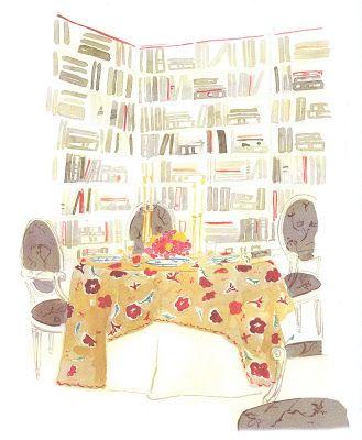 virginia johnson illustration - Google Search