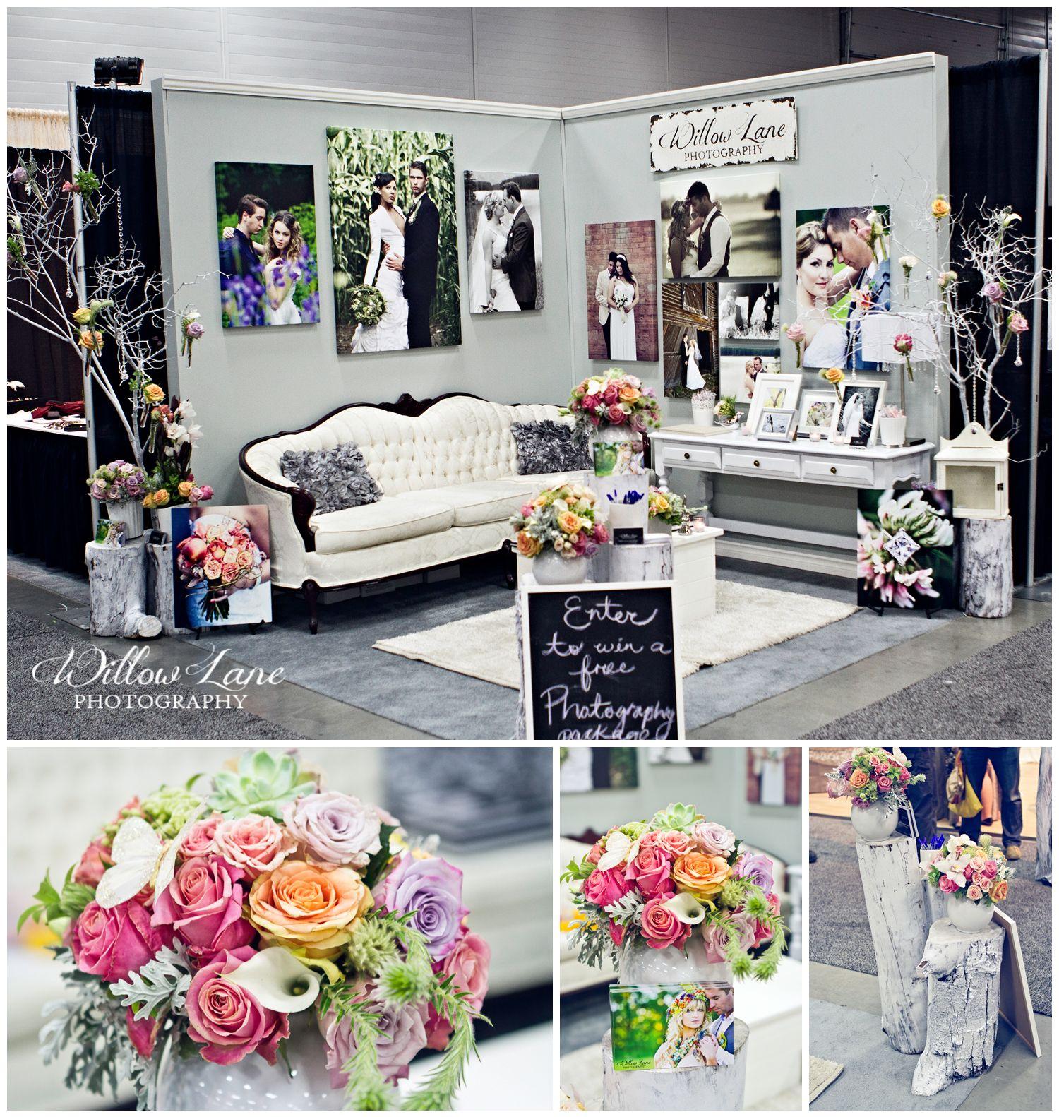 Trade Show Booth Edmonton : Willow lane photography edmonton ab bridal show booth