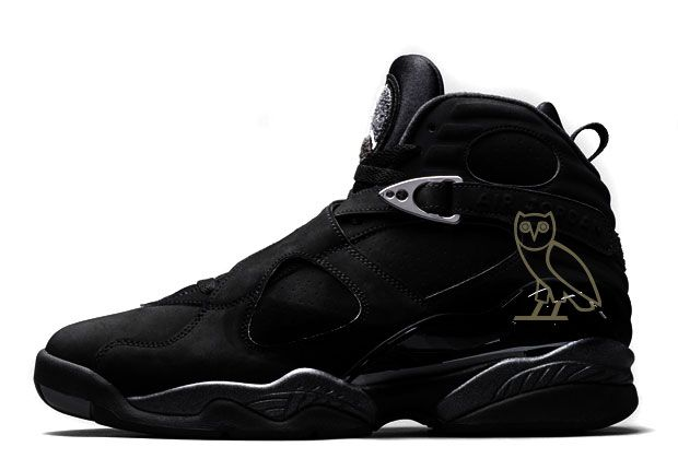 Drake's Big Week Continues With The Debut Of The Air Jordan 8