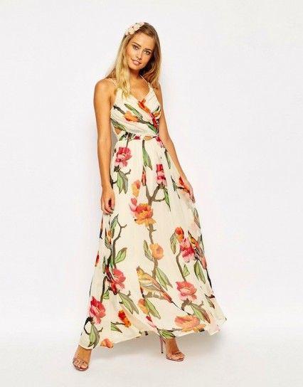 ba77cac83 Los mejores vestidos largos de fiesta  fotos de los mejores modelos ...