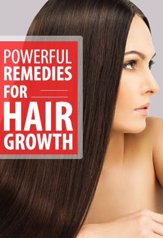 Simple home remedies for hair growth