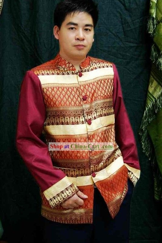a89eaf518 Traditional Thailand Men Clothes | Summit Ideas | Thai traditional ...