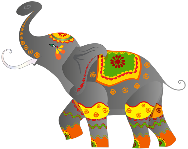 Decorative Indian Elephant Png Clip Art Image Elephant Clip Art Indian Elephant Clip Art All images is transparent background and free download. decorative indian elephant png clip art
