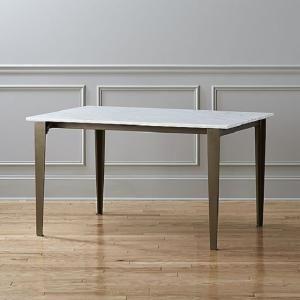New Takes On The Classic Farmhouse Table Farmhouse Table - Cb2 expandable dining table