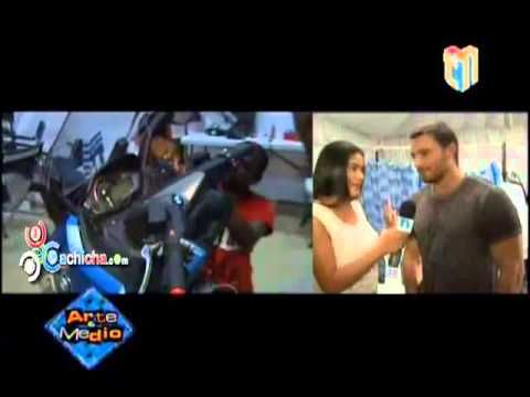 Entrevista a Julián Gil con @FabrielaMelotv en @ArteYMedio #Video - Cachicha.com