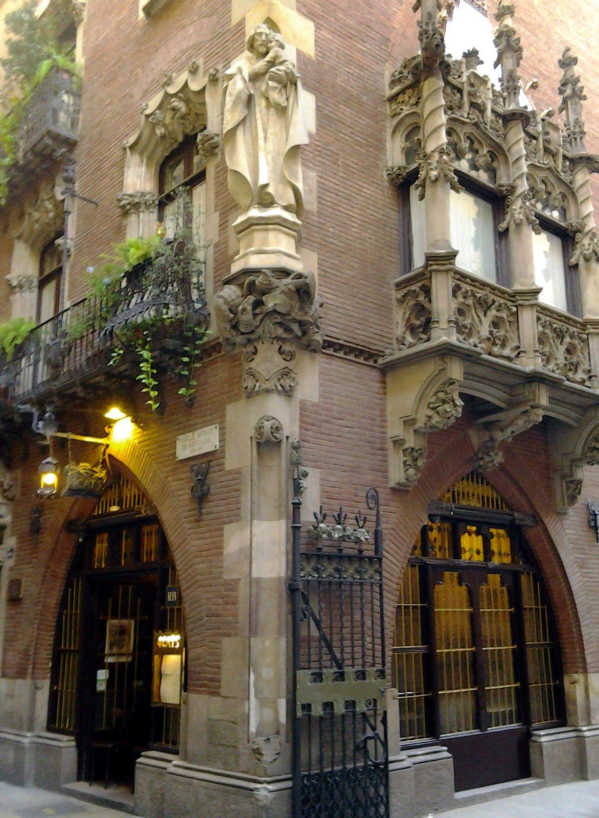 Casa marti josep puig i cadafalch el 12 de junio de 1897 for Casa luthier barcelona
