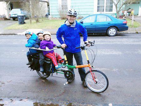Haul A Day Cargo Bike Cargo Bike Bike Friday Bike