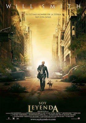 Soy Leyenda En Espanol Latino Ver Peliculas Leyendas Poster De Cine
