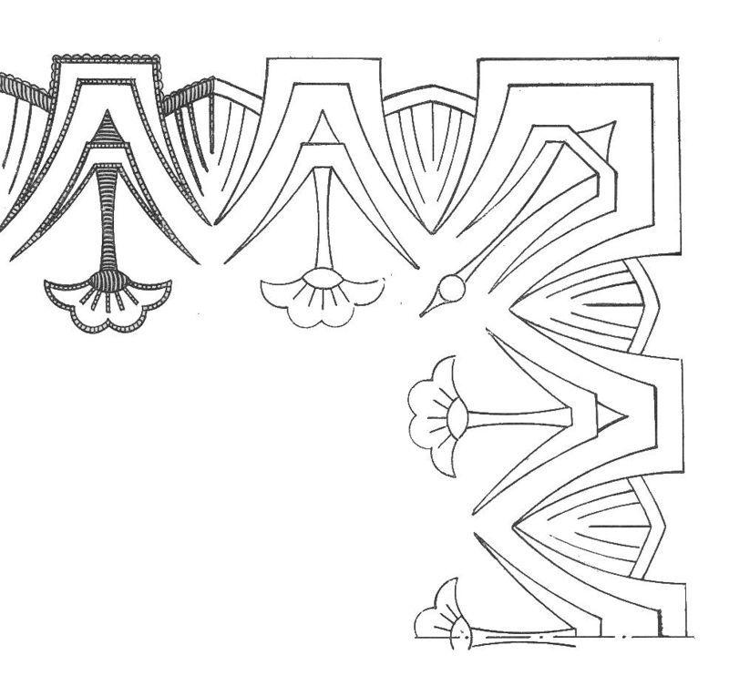 zanimo et autre ..... - Broderie d\'Antan | Dibujos para bordar ...