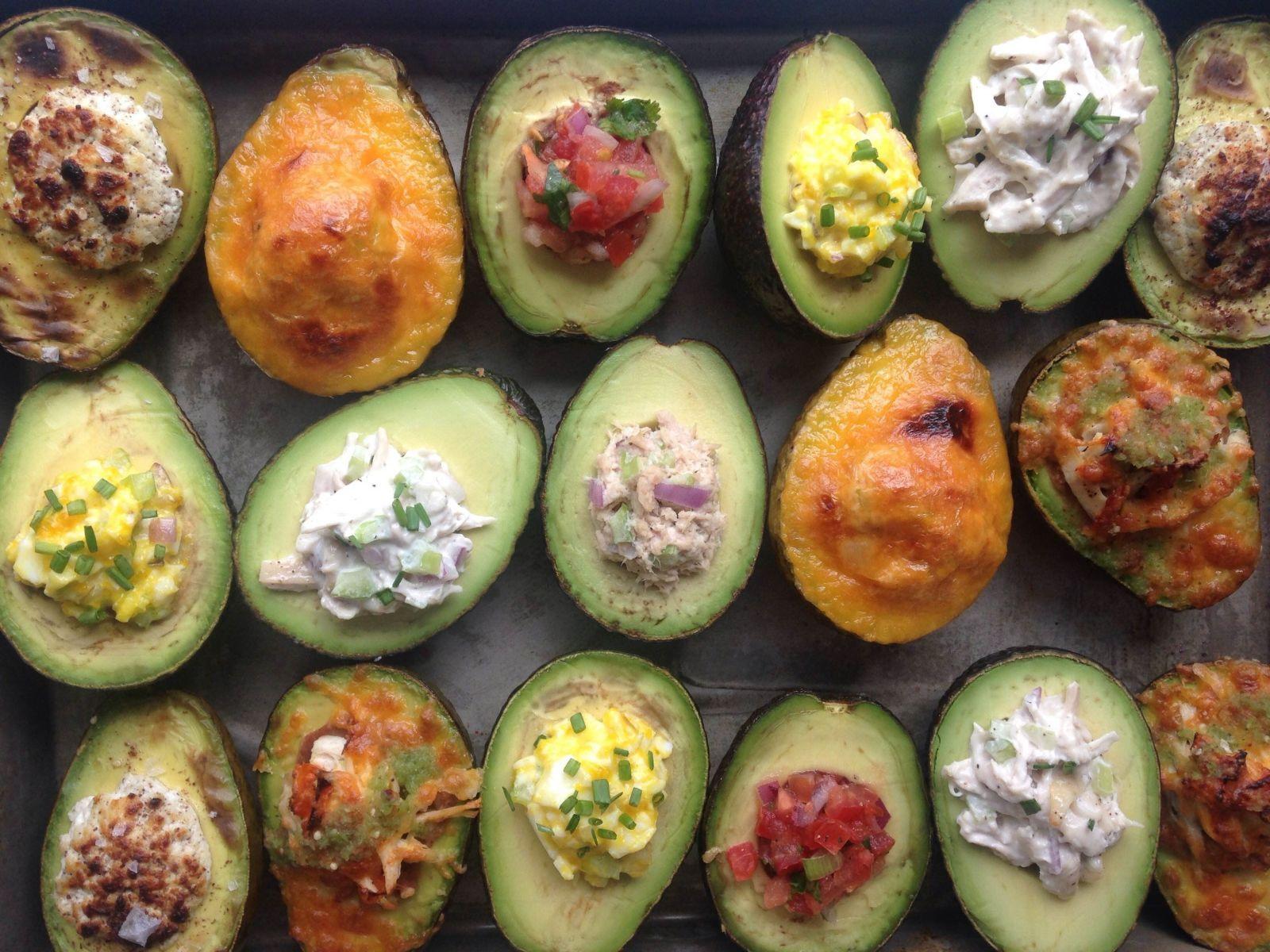21 Genius Ways To Get Your Avocado Fix - Delish.com