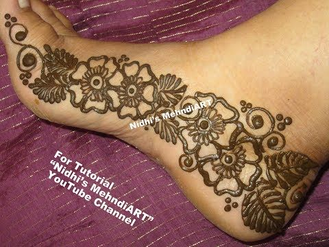 Mehndi For Shrimant : These beautiful mehndi designs with updated images will steal