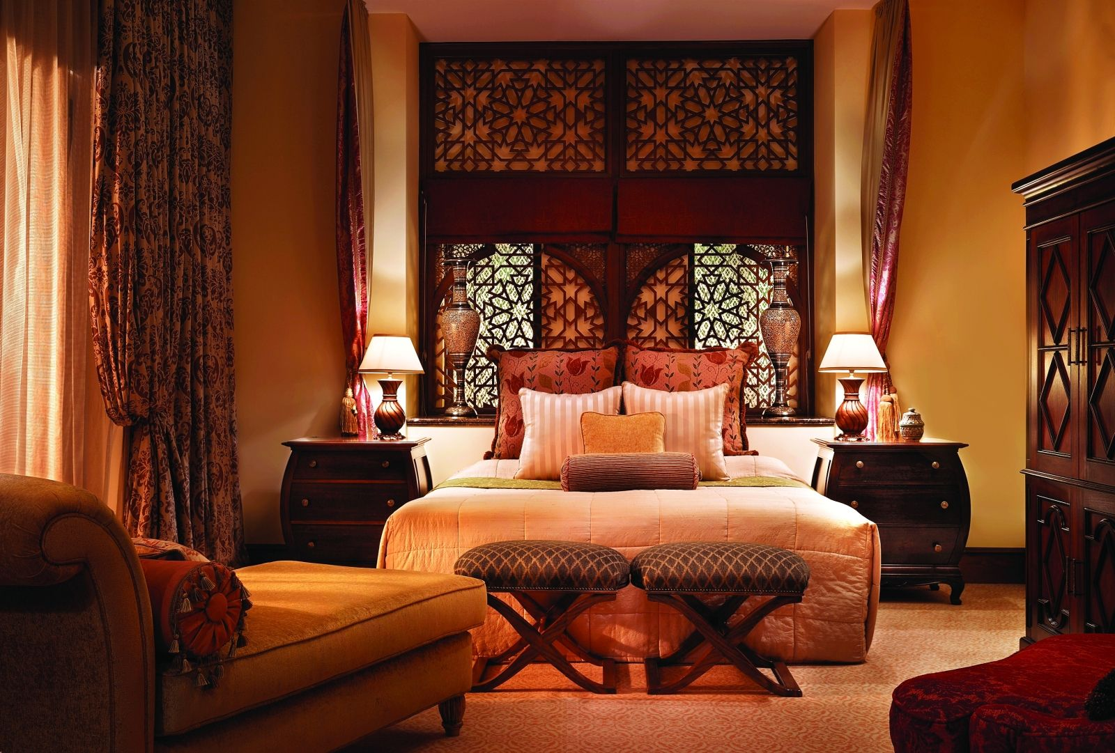 Image result for oneuonly royal mirage arabic interiors