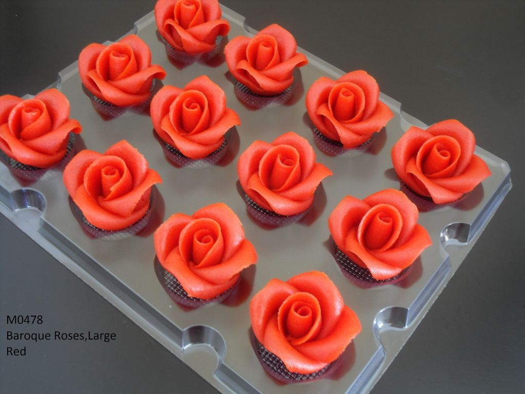 Marzipan Flowers Fondant Flower Tutorial Fondant Rose Fondant Flower Cake