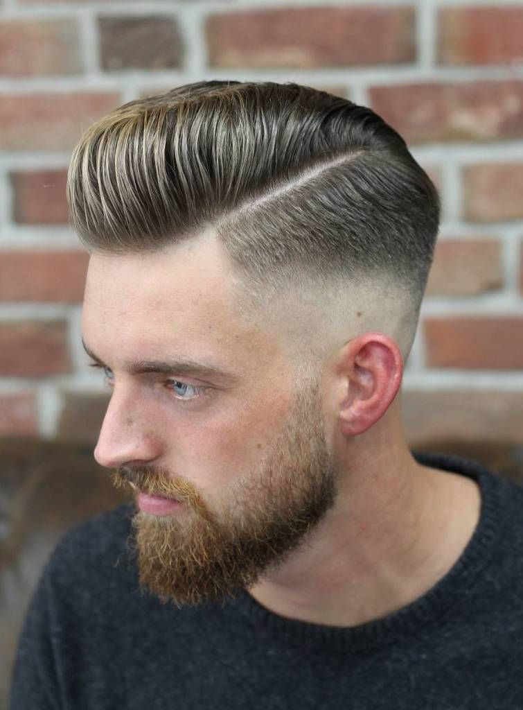 15 + Stunning Mens Pompadour Hairstyles & Haircuts Ideas | Men ...