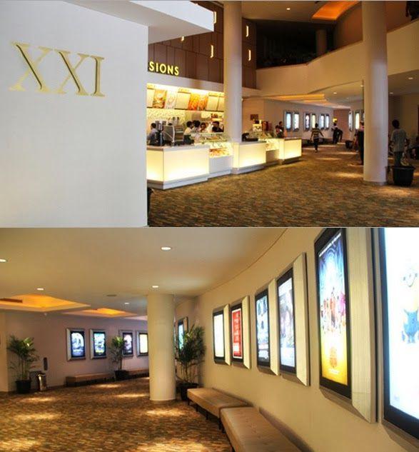 Informasi Bioskop BEACHWALK XXI Bali