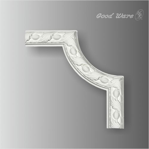 Panel molding corner eco friendly building products