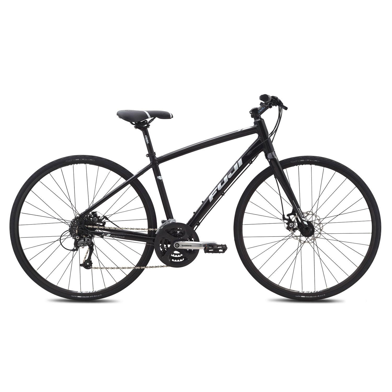 Fuji Silhouette 1 7 Disc Women S Flat Bar Road Bike 2015