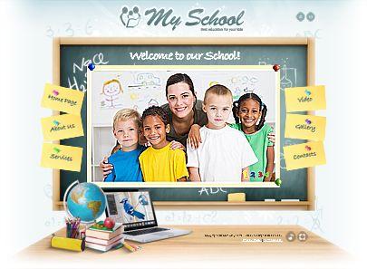 schools templates