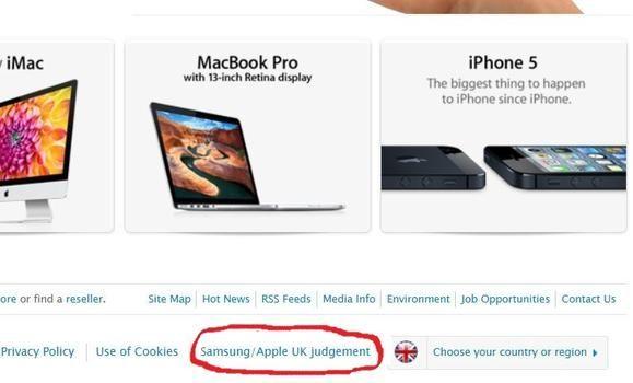 Apple Apologizes Sort Ofto Samsung Samsung Apple Uk Apple
