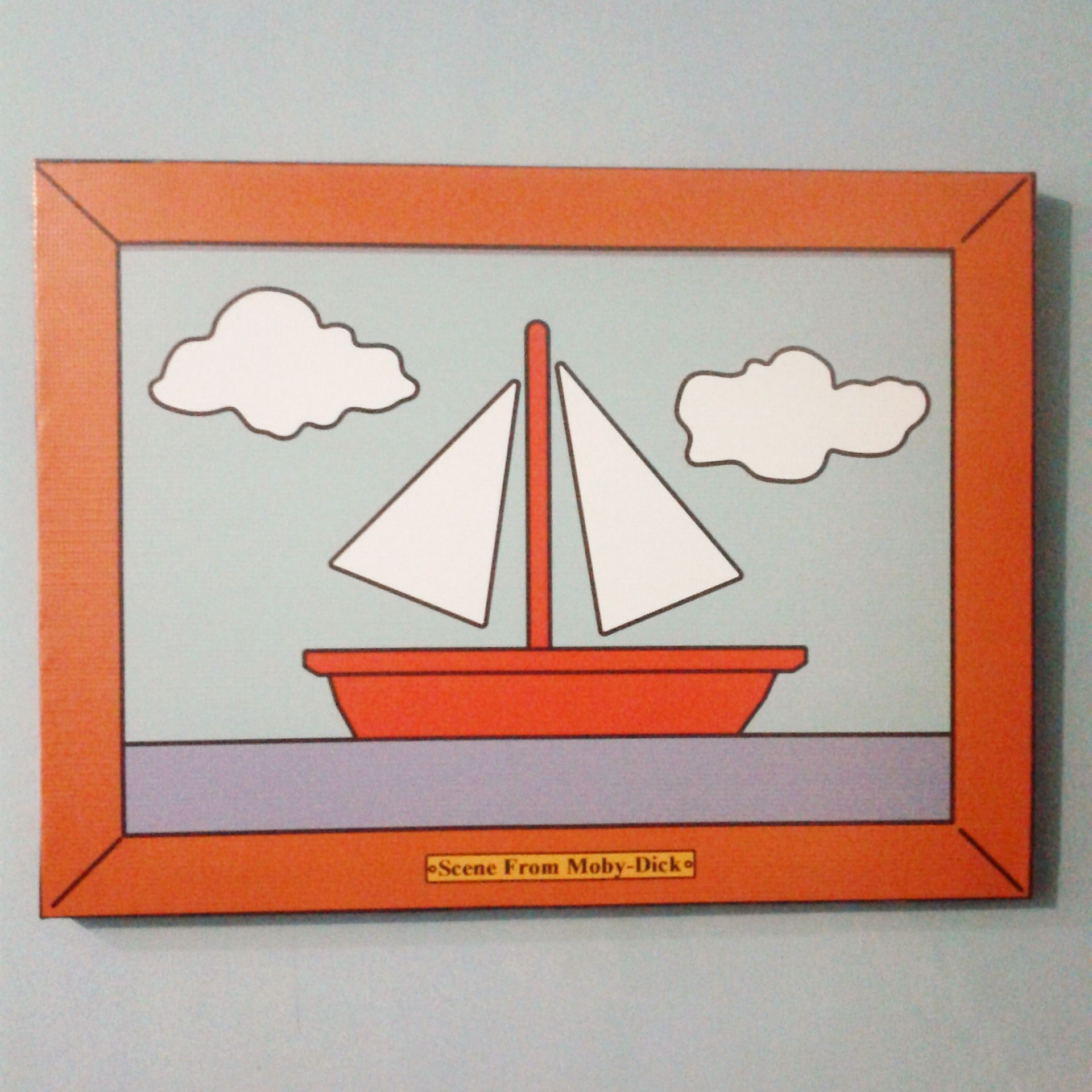 Explore Living Room Paintings, Boat Painting, And More!