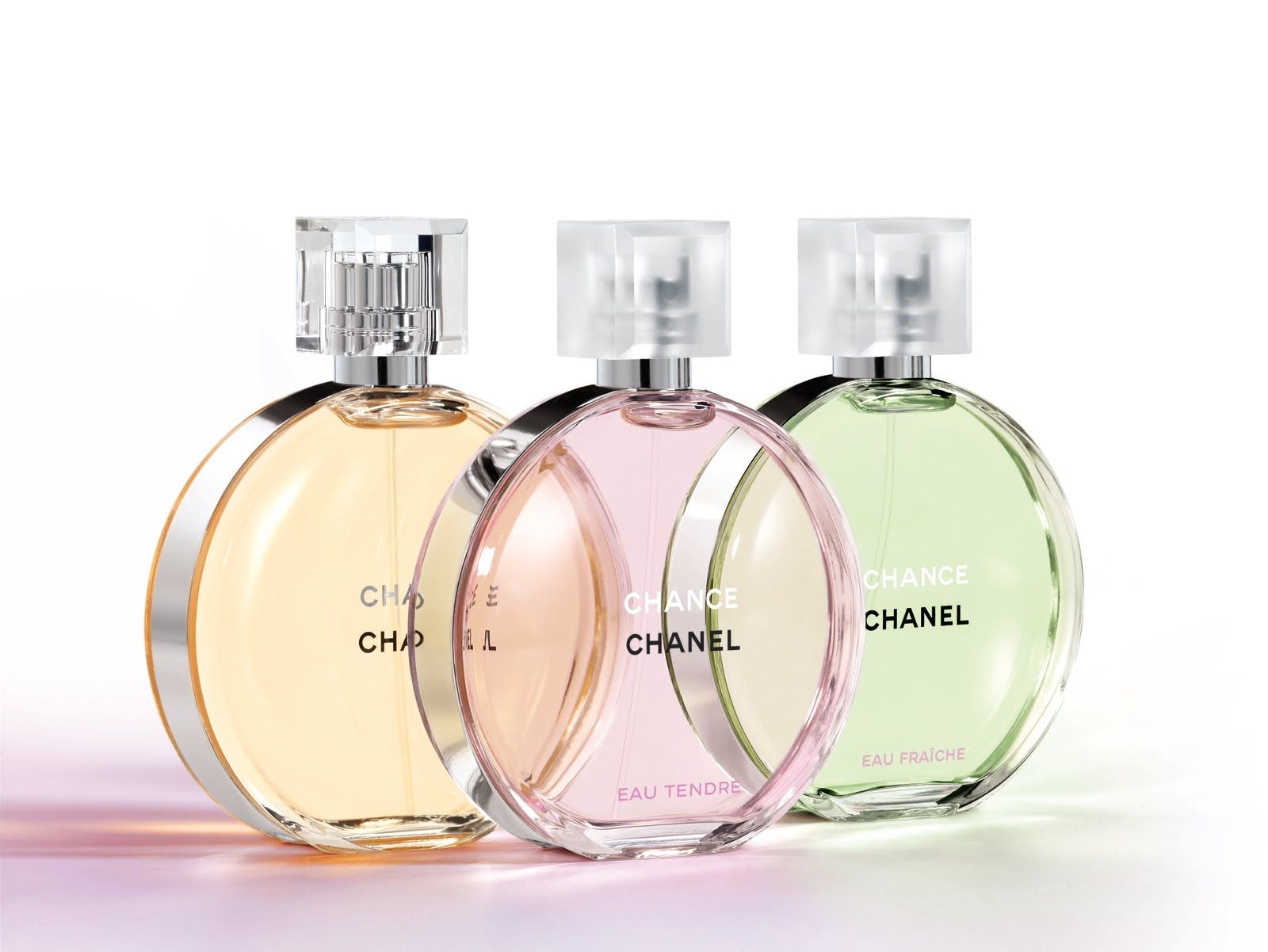 Fragnece Chanel Chance Perfume Follow That Scent Chanel Beauty