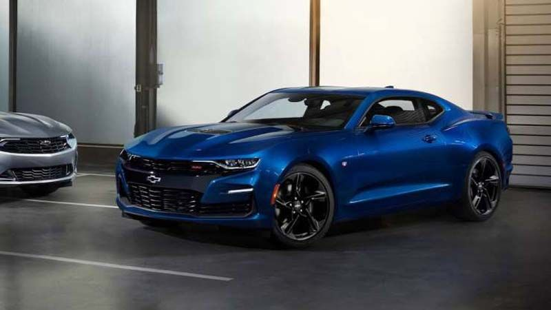 Most Expensive 2019 Chevrolet Camaro Costs 76 020 Chevrolet Camaro Camaro 2019 Camaro