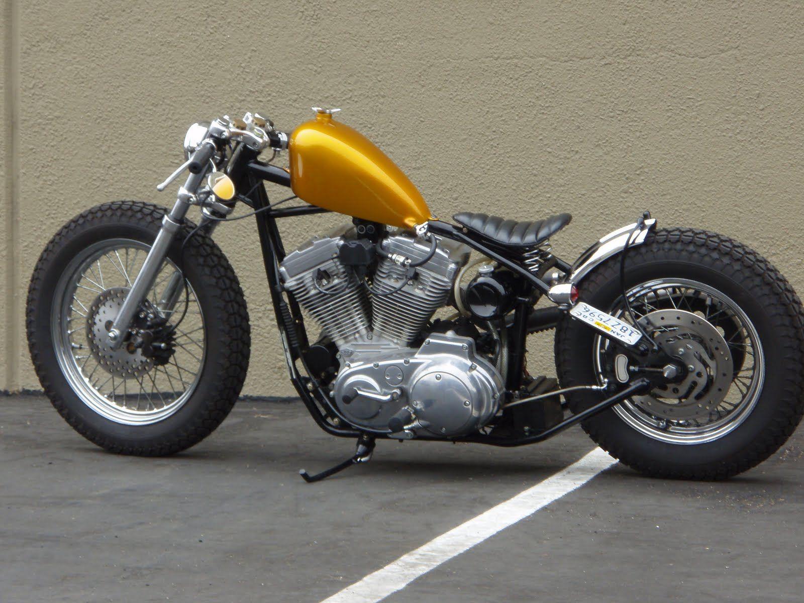 Harley-Davidson XL Sportster | Hot Bikes | Motorcycle ...