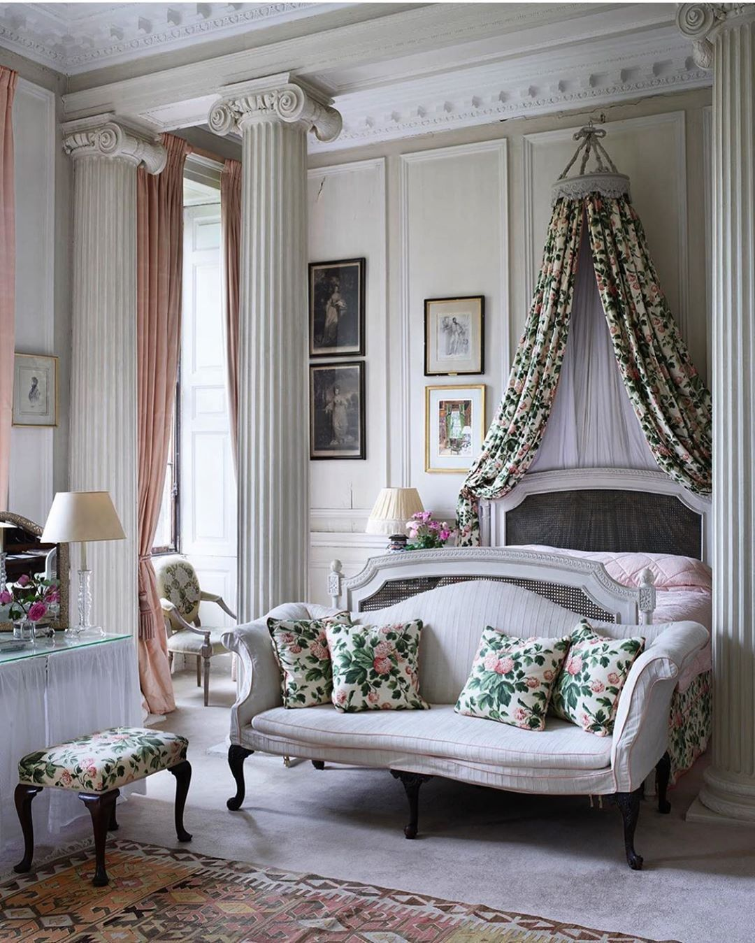Secrets Of A Hostess On Instagram The Fuchsia Room At The