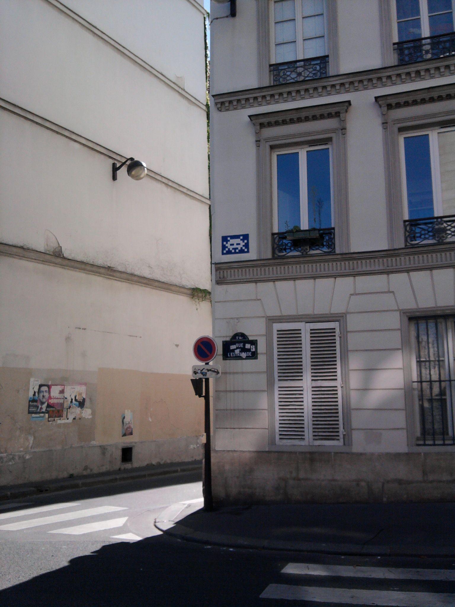 Rue de l'Estrapade, Paris 5e, 2013