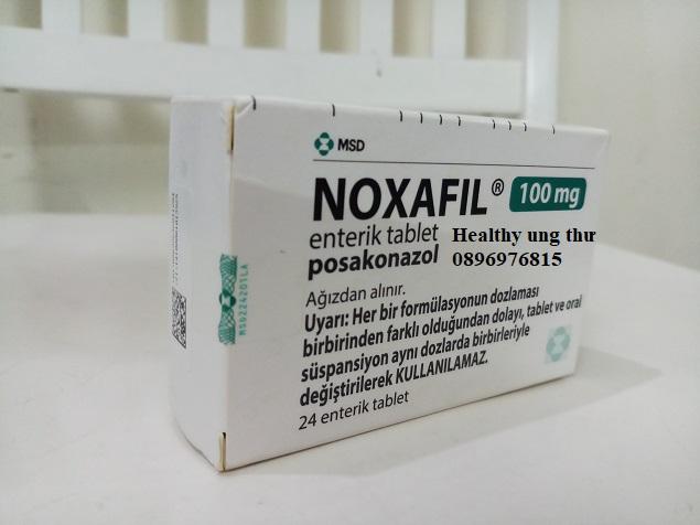 Thuốc Noxafil 100mg Posaconazole giá bao nhiêu (1)