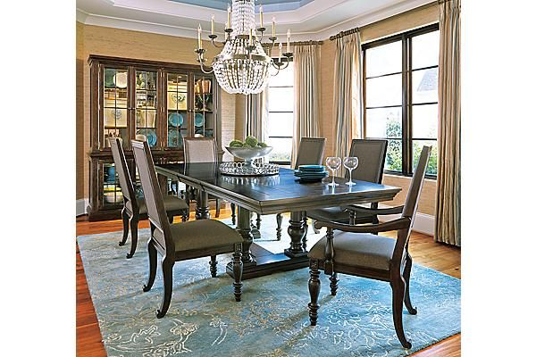 The Roddinton Dining Room Table From Ashley Furniture HomeStore AFHS