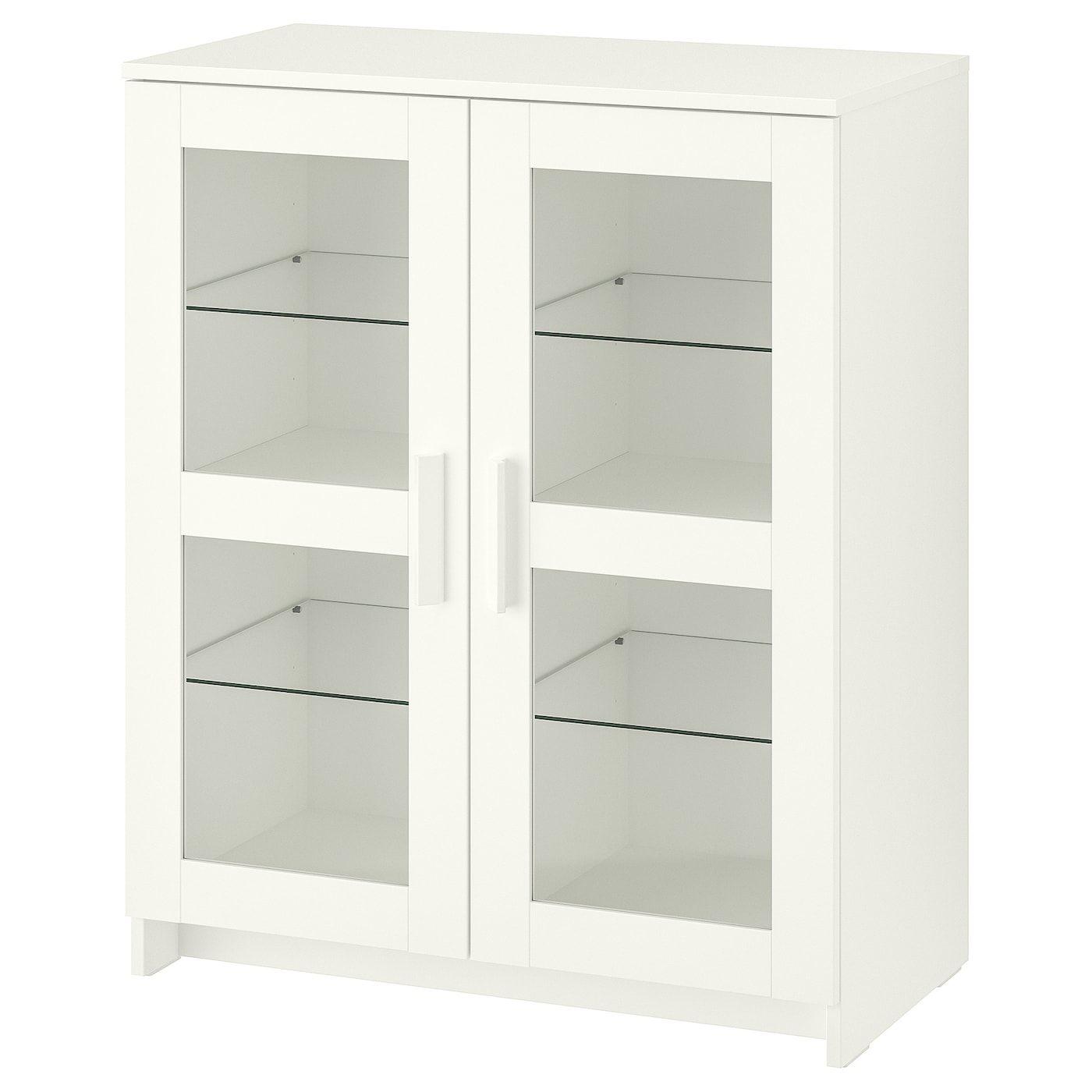 Brimnes Cabinet With Doors Glass White Ikea Cabinet Doors Brimnes Ikea