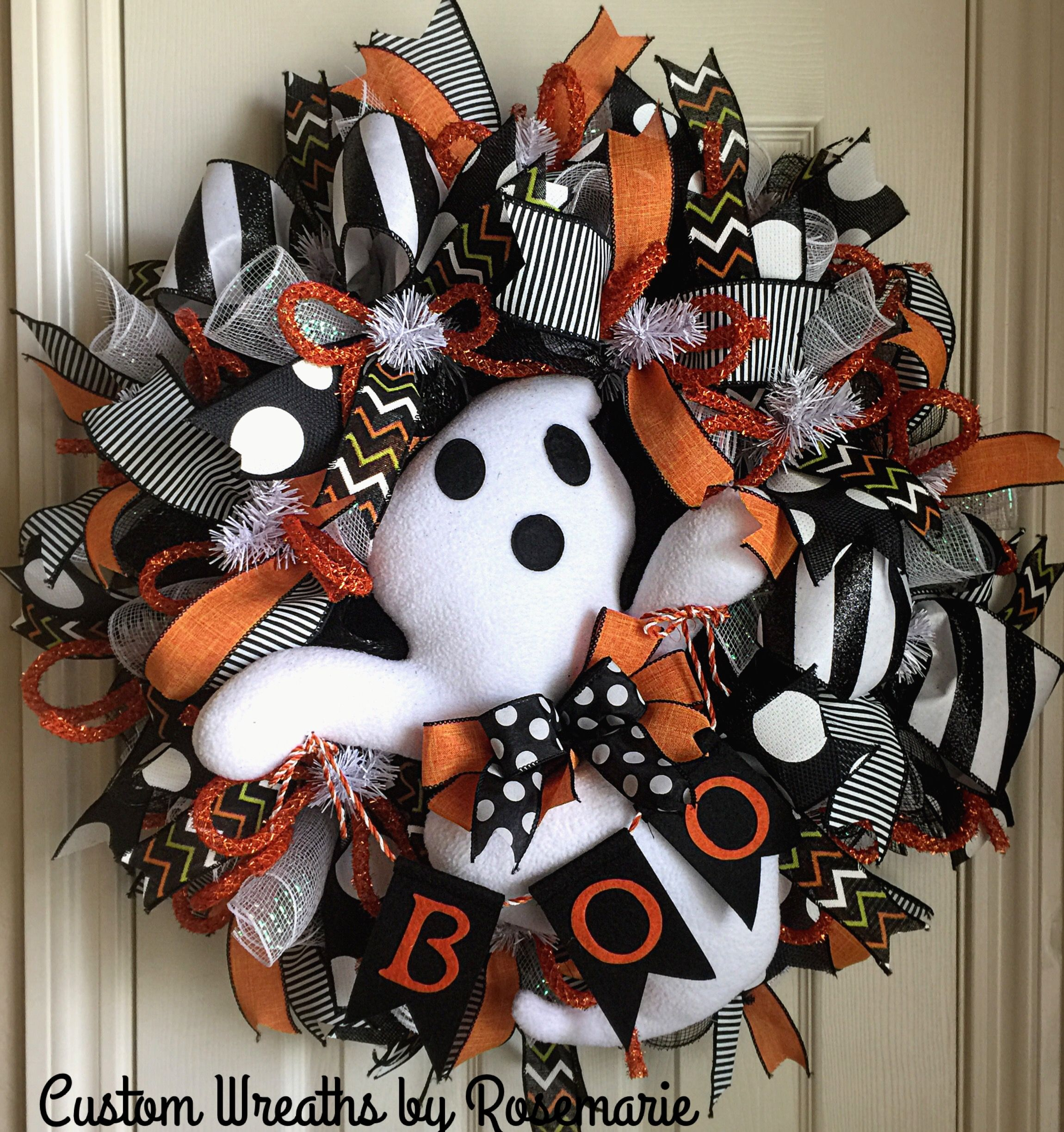 Halloween Wreaths, Fall Wreaths, Halloween Decorations, Halloween Ideas,  Trendy Tree, Tree Toppers, Wreath Ideas, Fall Decorating, Deco Mesh