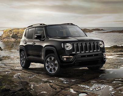 Check Out New Work On My Behance Portfolio All New Jeep Renegade 2018 Http Be Net Gallery 60117275 All New Jeep Renegade 2018 Jeep Renegade Jeep Carros