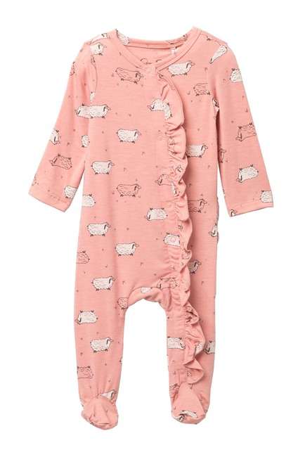 Jessica Simpson | Sheep Footie (Baby Girls #nordstromrack