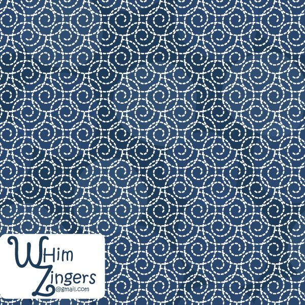 A digital repeat pattern for seamless tiling. #repeatpattern #seamlesspattern #textiledesign #surfacepatterndesign #vectorpatterns #homedecor #apparel #print #interiordesign #decor #repeat #pattern #repeat #repeating #tile #scrapbooking #wallpaper #fabric #texture #background #seamless #textile #design #art #graphic #illustration #art #indigo #ombre #blue #white #spirals #swirls