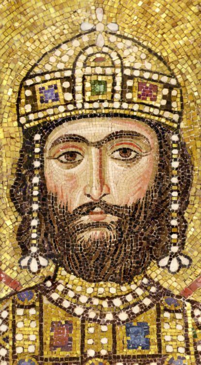 Alexios I Komnenos   Byzantine art, Byzantine mosaic, Byzantine