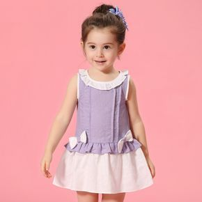 38c37a2f2c6 2016 Summer Latest Style Kids Cotton Frock Design Clothes for Baby Girls  Dresses Age 2 3