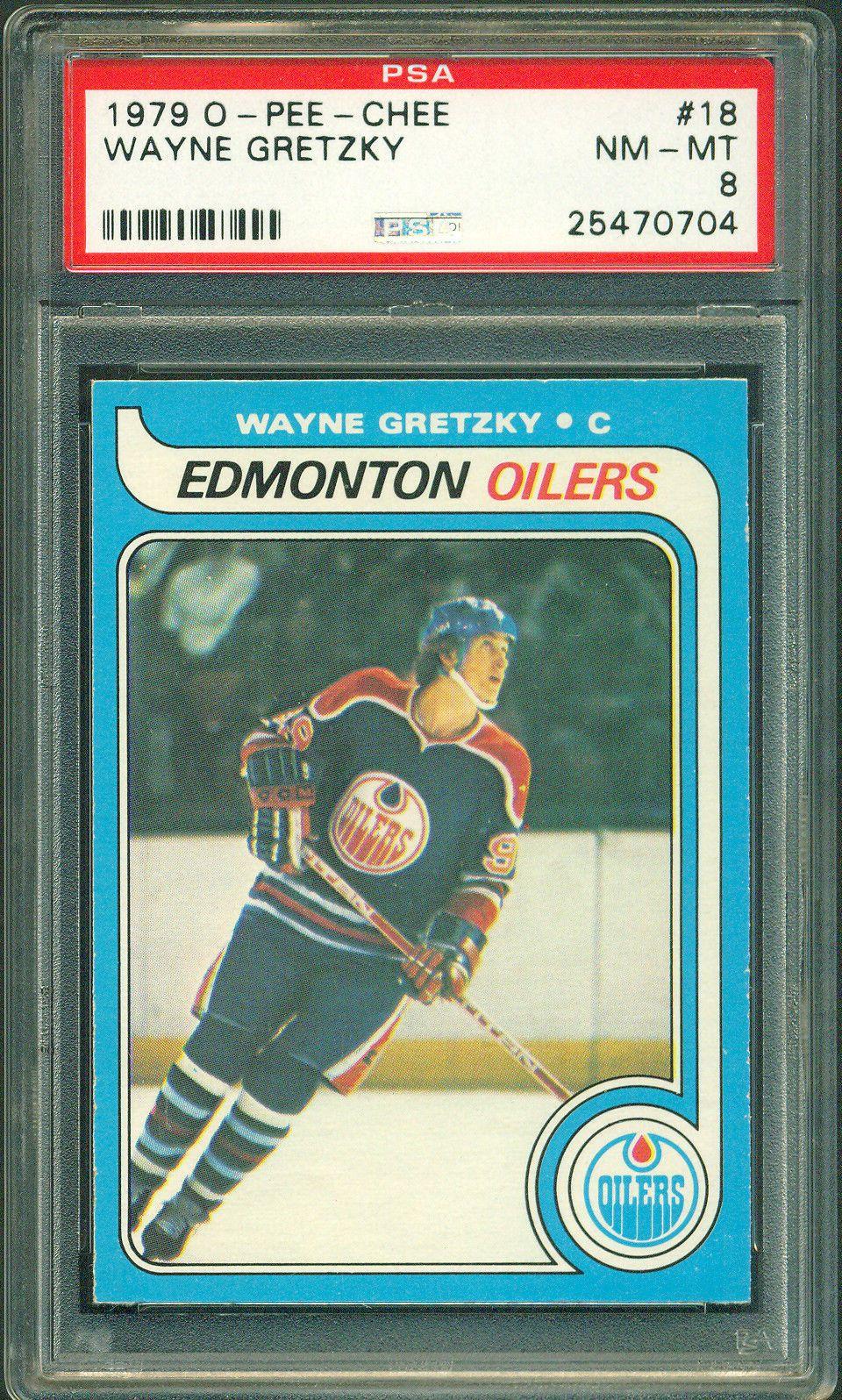 Rookie99 Waynegretzky Hockey Cards Wayne Gretzky Edmonton Oilers