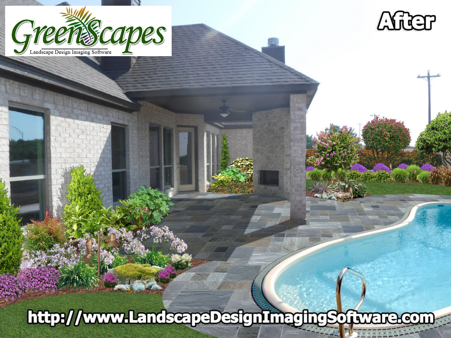 Landscape Lighting Software And Greenscapes Have Lighting Manufacturers Fixtures To Show As If They Were Instal Landscape Lighting Design Landscape Lighting Lighting Design