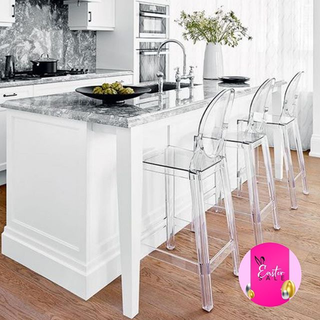 THE ALL NEW GHOST COLLECTION These Ghost Acrylic Stools