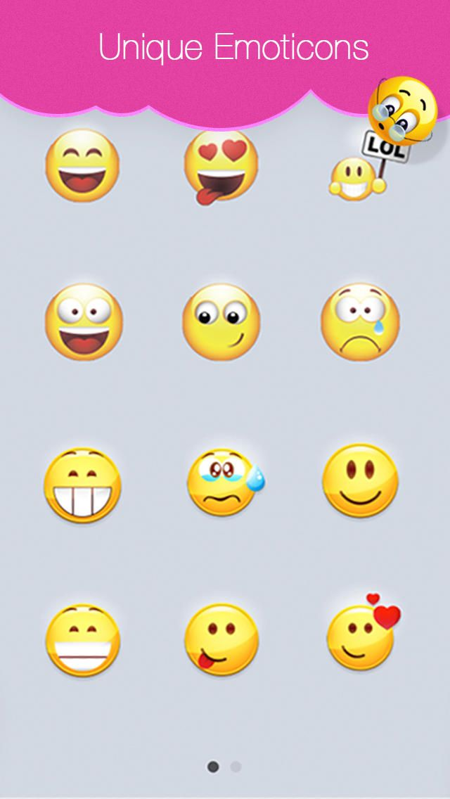 how to add an emoticon to facebook message