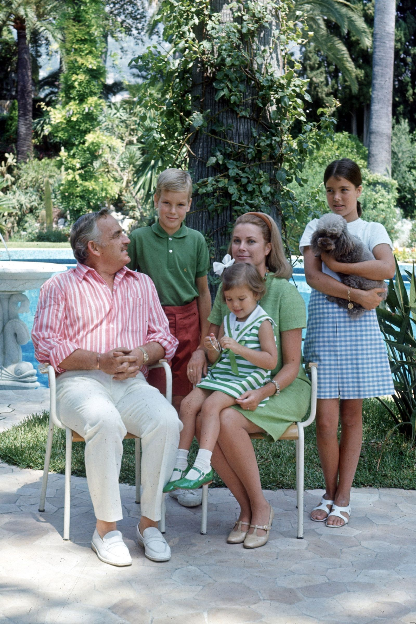 In Photos: Monaco's Royal Family Over The Years | Prince ...