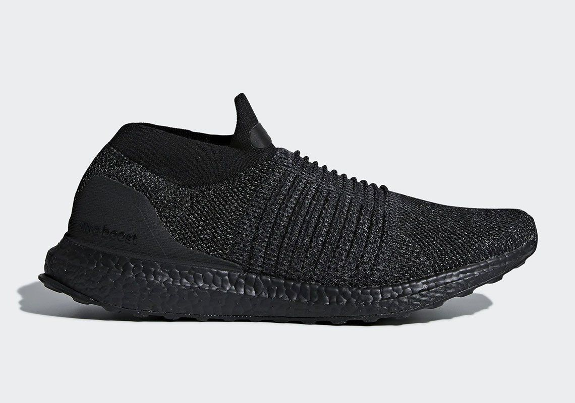 """da291a5fb7c708 Yet another adidas silhouette will be getting the """"Triple Black"""" treatment  in 2018. This time around"""