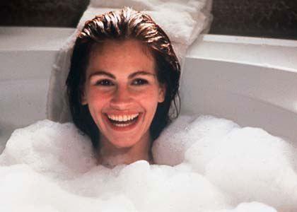 Pretty Woman Vasca Da Bagno.Pretty Woman Favorite Movies Film Sorriso Di Donna E Film Romantici