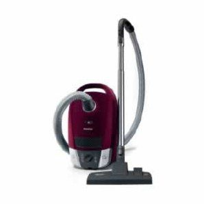 Amazon Com Miele Red Velvet Canister S6270 Home Kitchen Vacuum Cleaner Brands Vacuums Canister Vacuum Cleaner