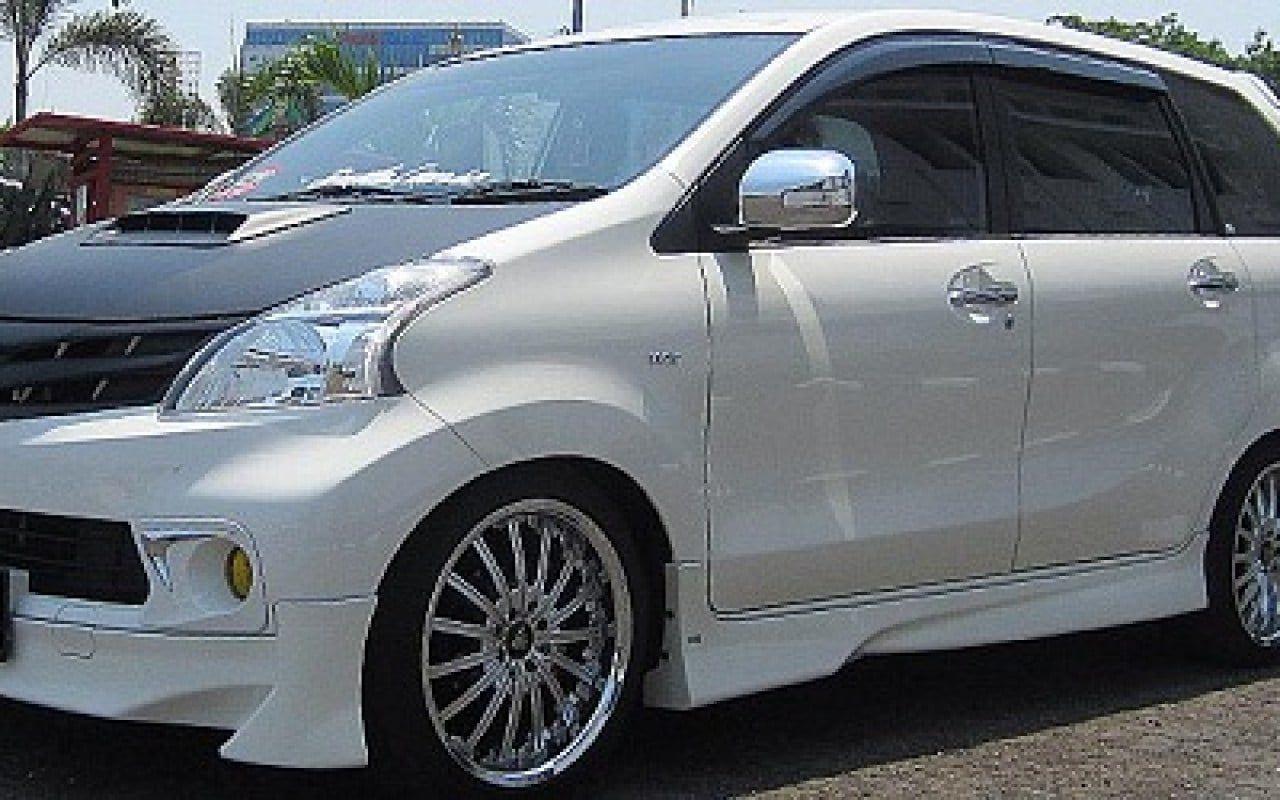 Modifikasi Mobil Avanza Sederhana Modifikasi Mobil Mobil Kendaraan