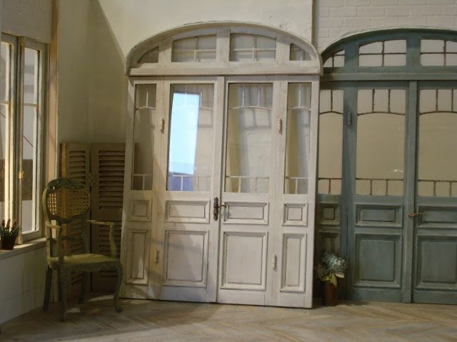 pipi turner miniatures t r im kundenauftrag dollhouse doors pinterest puppen. Black Bedroom Furniture Sets. Home Design Ideas