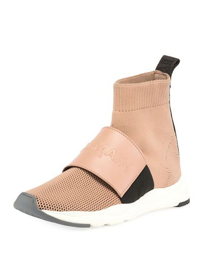 Zapatillas de malla Cameron Balmain FPznN